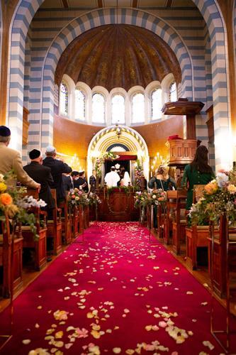 Mariage Synagogue - 2020 - Genève